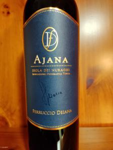Ajana Isola Dei Nuraghi IGT 2015 - Ferruccio Deiana CL. 75