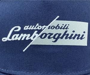 Automobili Lamborghini - Cappellino Slashed Logo