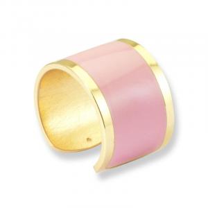 Anello oro e rosa Francesca Bianchi Design