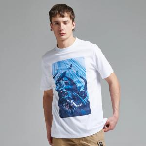T-Shirt Dolly Noire Mutations White