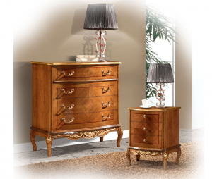 """Chest of drawers """"Golden Class"""""""