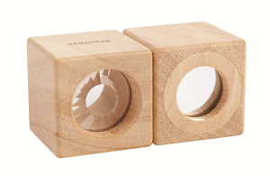 PLAN TOYS Sensory Blocks – Blocchetti Sensoriali
