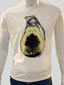 SHOPPING ON LINE HIDEOUT T-SHIRT GRENADE NEW COLLECTION SPRING/SUMMER 2021