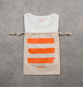 SHOPPING ON LINE HIDEOUT T-SHIRT BOTTLE NEW COLLECTION SPRING/SUMMER 2021