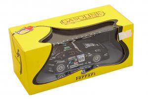 Ferrari 575 GTC Le Mans 2005 JMB Racing Car N.69 - 1/43 Gasoline BBR