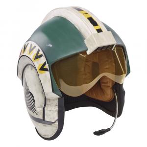Star Wars Black Series Premium Electronic Helmet: Wedge Antilles Battle Simulation by Hasbro