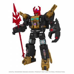 *PREORDER* Transformers Generations War for Cybertron Titan: BLACK ZARAK by Hasbro
