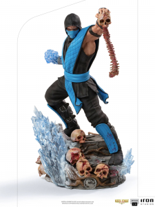 *PREORDER* Mortal Kombat Art Scale: SUB-ZERO by Iron Studio