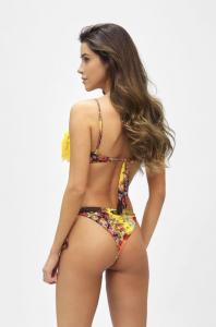 Bikini top e slip Brasiliano nodi regolabile Summer Of Love Effek L e LG