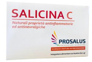 SALICINA C 10 BUSTE PROSALUS