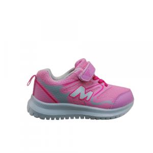 Sneakers Bambina Madigan Makzmadam Rosa 23/28