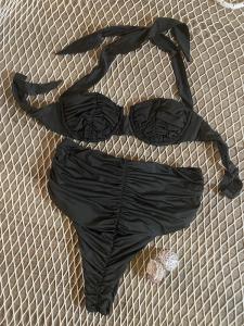 Bikini Reggiseno e slip Retrò fisso Mantra
