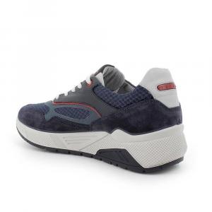 Sneakers Uomo IGI&CO 7125111 Blu
