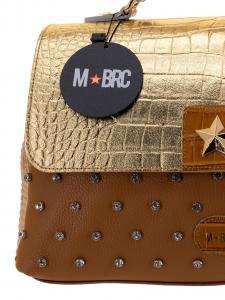M BRC  Borsa a Mano  Cognac