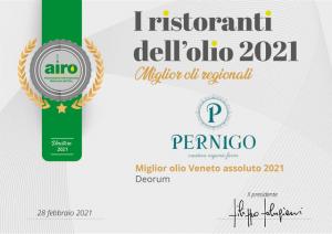 Deorum 500 ml - Olio Extra Vergine di Oliva Biologico
