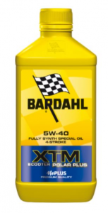 363041 OLIO BARDAHL XTM POLAR PLUS SCOOTER 5W-40 PER SCOOTER E MAXISCOOTER