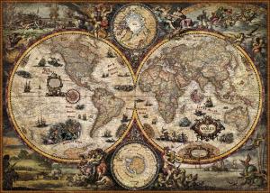 Heye-map art