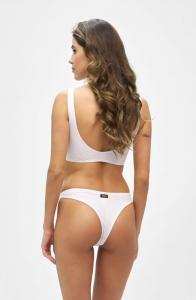 Bikini Top e slip fianco americano fisso Visionary Dose Effek Taglia M