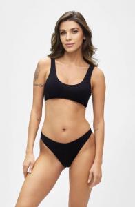Bikini Top e slip fisso Americano fisso Visionary Dose Effek