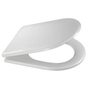 SEDILE UNIVERSALE SOFT-CLOSING VESUVIO                                 Bianco