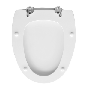SEDILE WC PER DOLOMITE  VASO NOVELLA                                   Bianco