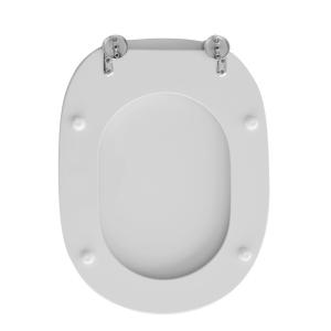 SEDILE WC PER IDEAL STANDARD VASO LINDA                                Bianco