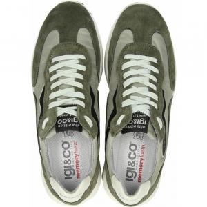 Sneakers Uomo IGI&CO 7125011 Militare