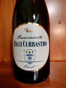 Ricci Curbastro Franciacorta Docg Brut CL.75