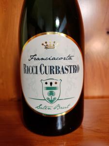 Ricci Curbastro Franciacorta Docg Saten Brut CL.75