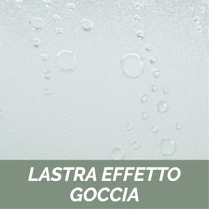 BOX DOCCIA A NICCHIA 1 LATO APERTURA SCORREVOLE BIANCO SERIE YORK cm 102-106