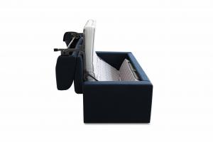 Materasso per Divano Letto Ortopedico in Memory Foam ergonomico per prontoletto con Rivestimento Anallergico - DAYBED MEMORY