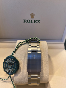 Orologio mai indossato Rolex Oyster Perpetual
