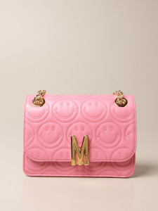 Borsa smiley  moschino couture