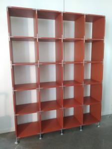 Composizione libreria Endless Shelf, Porro