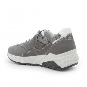 Sneakers Uomo IGI&CO 7125233 Grigio Scuro