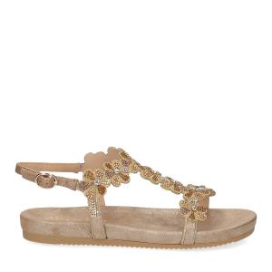 Alma en Pena sandalo oporto bronze v20851-2