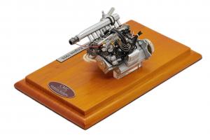 Mercedes-Benz 300SLR Motor Aggregat 1955  - 1/18 CMC
