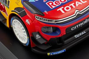 Citroen C3 Wrc 2019 Rally Monte Carlo 2019 S. Ogier J. Ingrassia - 1/18 Norev