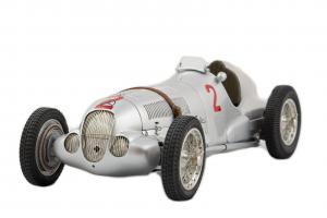 Mercedes-Benz W125 Donington Grand Prix 1937 Hermann Lang #2 - 1/18 Cmc