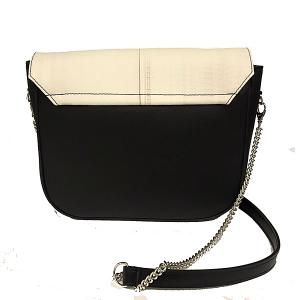 Merinda Art Line Woman shoulder bag with strap