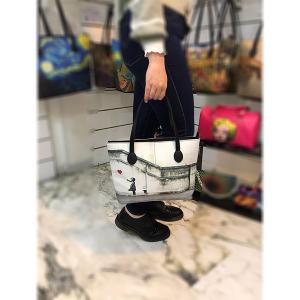 Shopper Merinda Linea Arte Donna