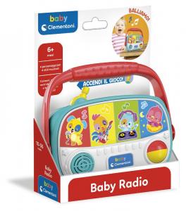 BABY RADIO 17439 CLEMENTONI