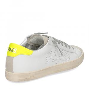 P448 John-M bianco fluo yellow-5