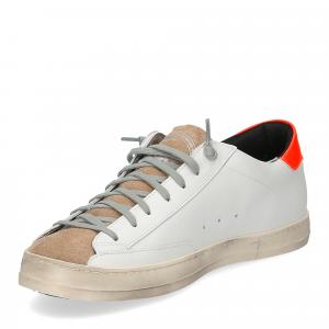 P448 John-M white arancio fluo-4