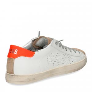P448 John-M white arancio fluo-5
