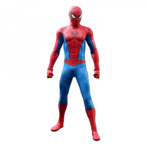 *PREORDER* Marvel's Video Game: VGM48 SPIDER-MAN (Classic Suit) 1/6 by Hot Toys