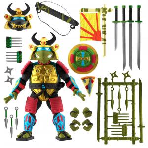 *PREORDER* Teenage Mutant Ninja Turtles Ultimates: LEO SEWER SAMURAI by Super7