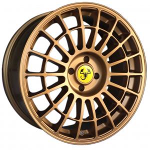 Cerchi in lega  500 ABARTH Dedica Fiat  17''  Width 7,5   4x98  ET 30  CB 58,1    Matt Bronze