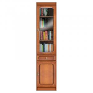 Librería vitrina modular ahorra-espacio