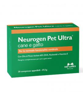 NBF - Neurogen Pet Ultra - 30 compresse